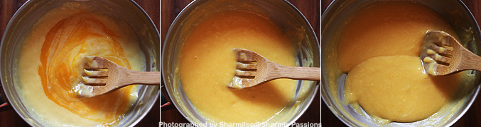 How to make Mango custard recipe - Step6