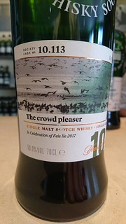 SMWS 10.113 - The crowd pleaser