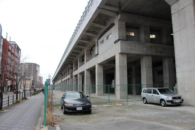阪急新大阪線建設予定地 (3)