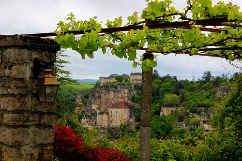 Rocamadour. From How to Plan the Perfect Trip to France's Occitanie Region