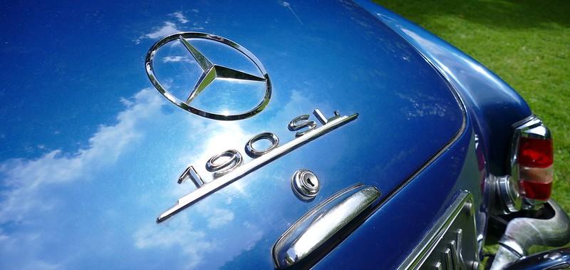 Mercedes 190 SL - Courence (91) Juin 2017 34309561153_31132266a6_c