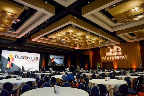 Maryland Governor's Business Summit 2017