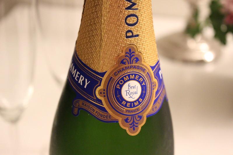 Champagne Pommery / vinogvegetar.no