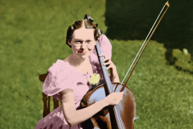 Grand Rapids Symphony's Maxine Fuson