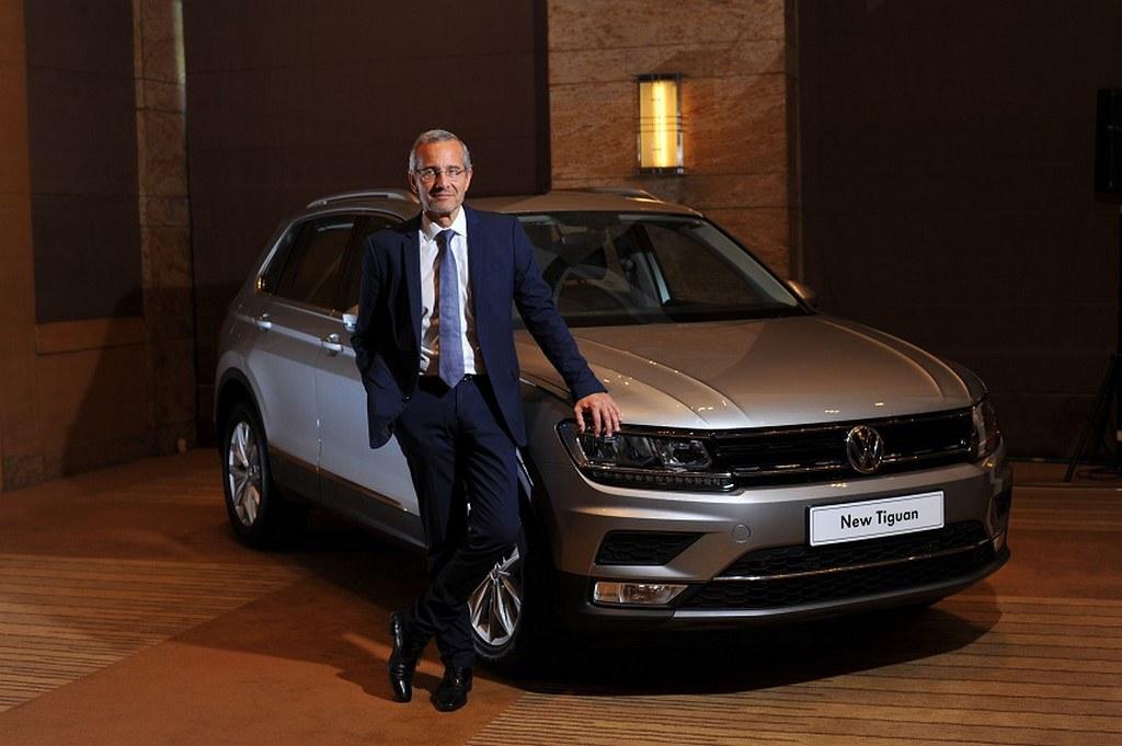 Volkswagen-Tiguan-India-Launch