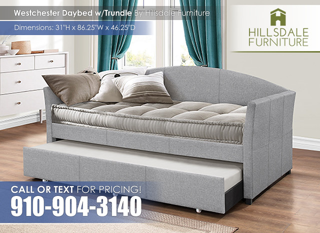 Westchester Daybed w-Trundle_Call
