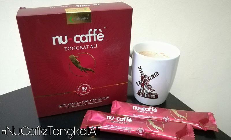 Nu Caffe Tongkat Ali