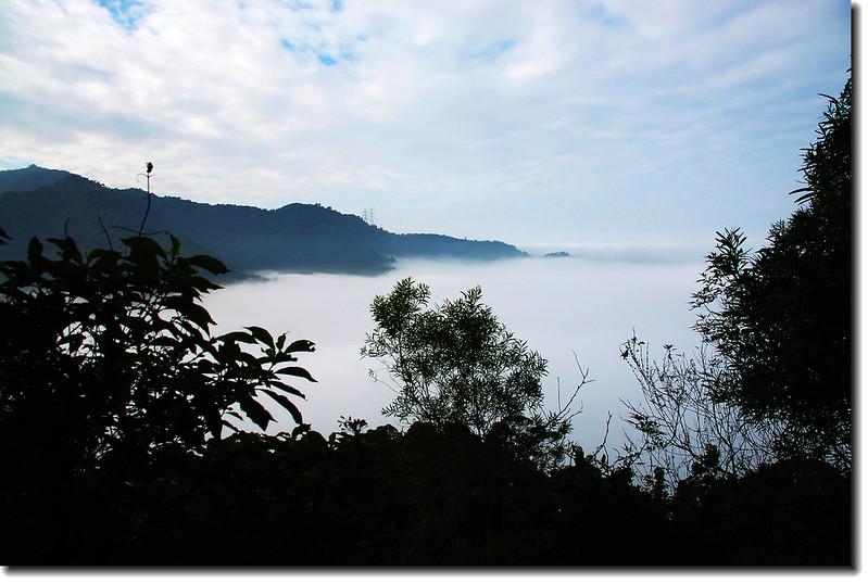 棚集雲海 1