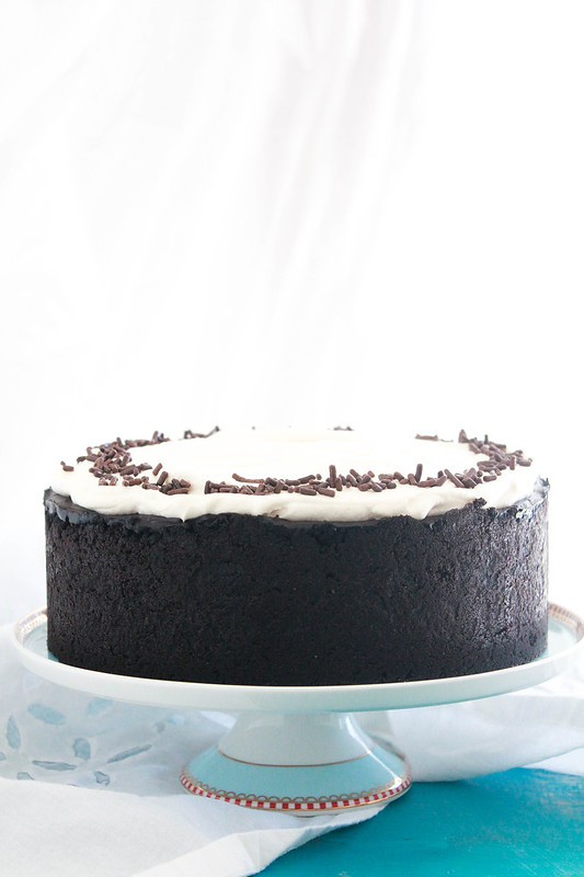Mississippi Mud Pie Cake