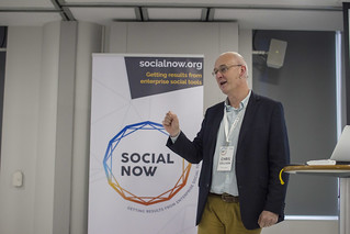 Social Now 2017 - Chris Collison