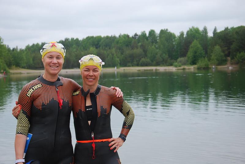 Västerås Swimrun - Gropen 2017-06-04