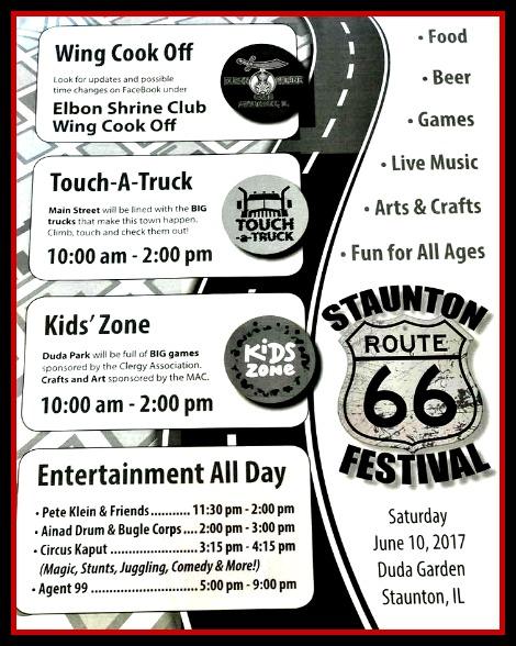 Route 66 Festival 6-10-17