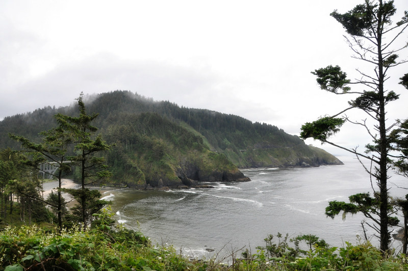 Heceta Head View @ Mt. Hope Chronicles