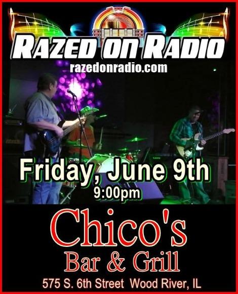 Razed On Radio 6-9-17