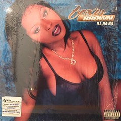FOXY BROWN:ILL NA NA(JACKET A)
