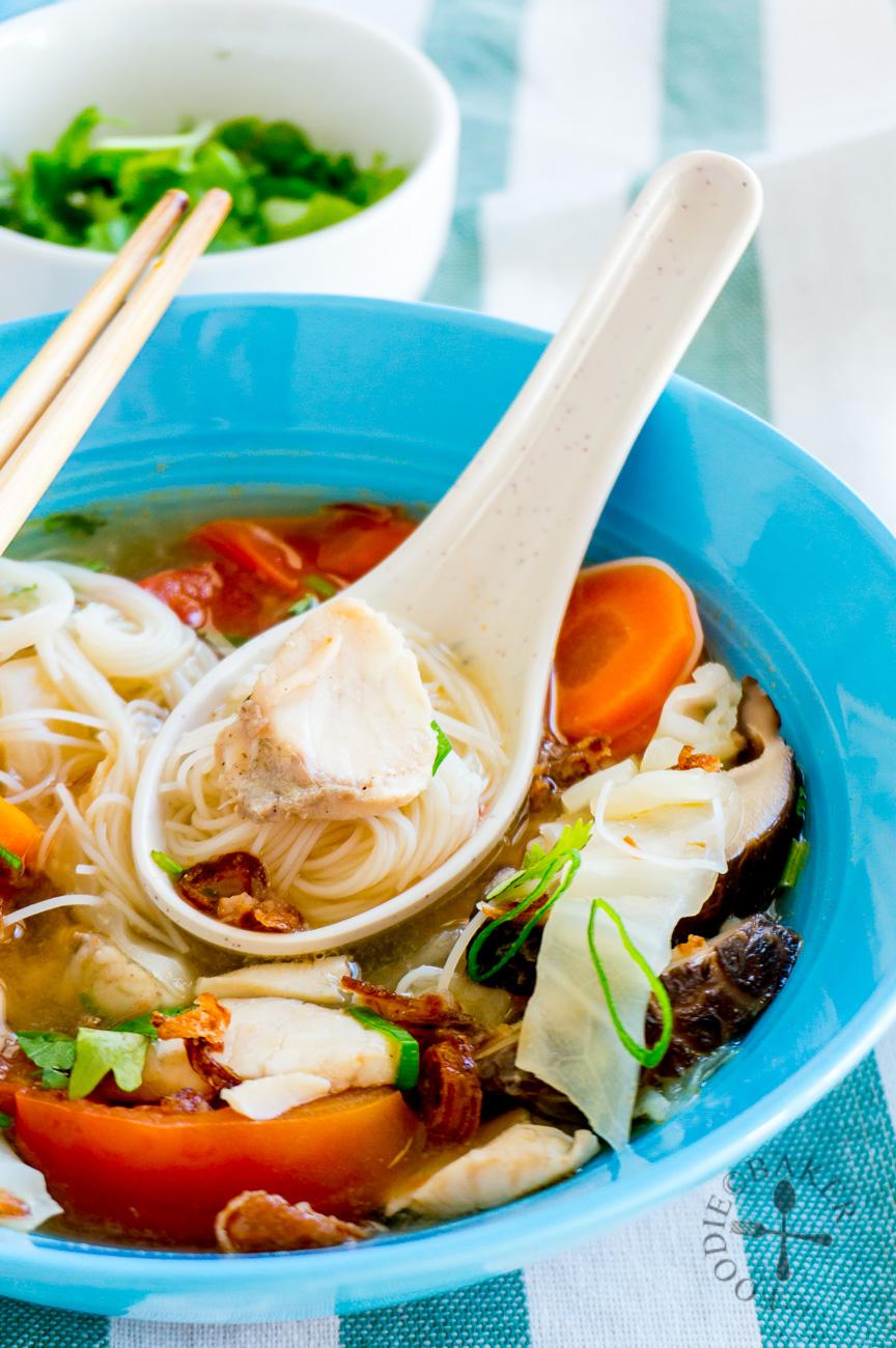 Chinese Fish Soup