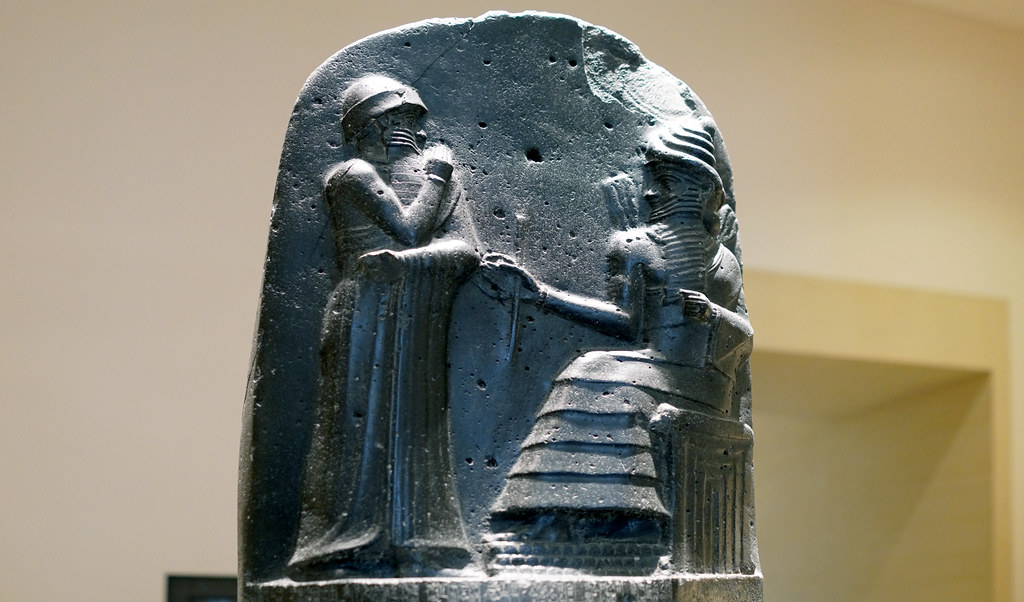 a description of hammurabi the king of babylonia The king's law – the code of hammurabi may 29, 2014 theodoros ii comments hammurabi was the oldest son of sin-muballit, and he became the sixth king of babylon upon.