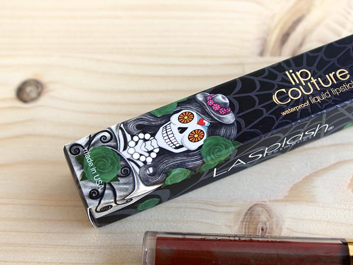 Verpakking Lip Couture Dia De Los Muertos