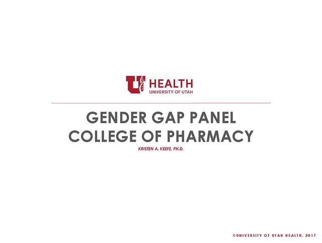 Gender Gaps
