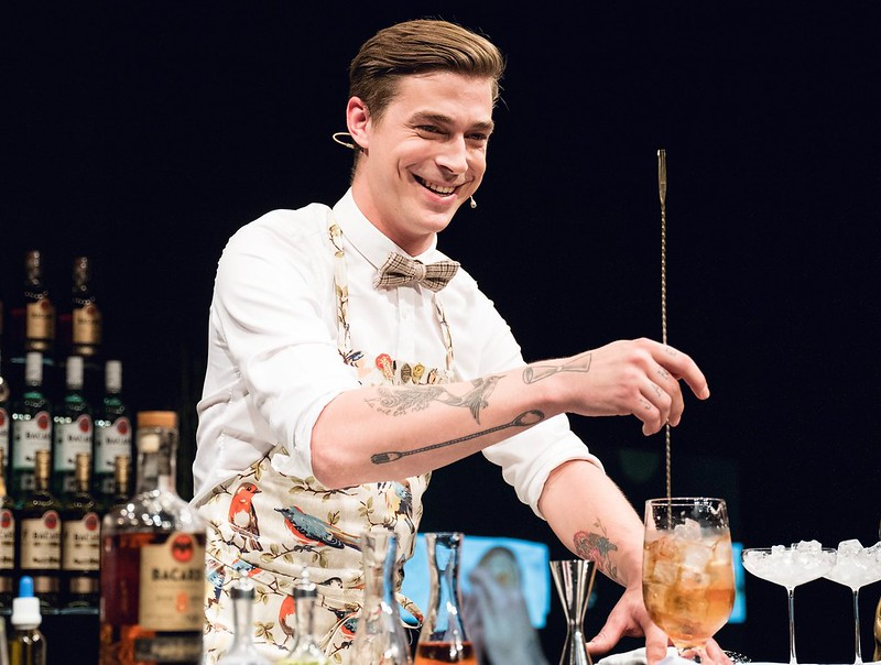 Ran Van Ongevalle: BACARDÍ Legacy Global Final winner 2017