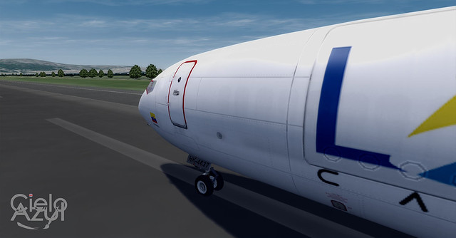 LAS Cargo (HK-4637) v3.0