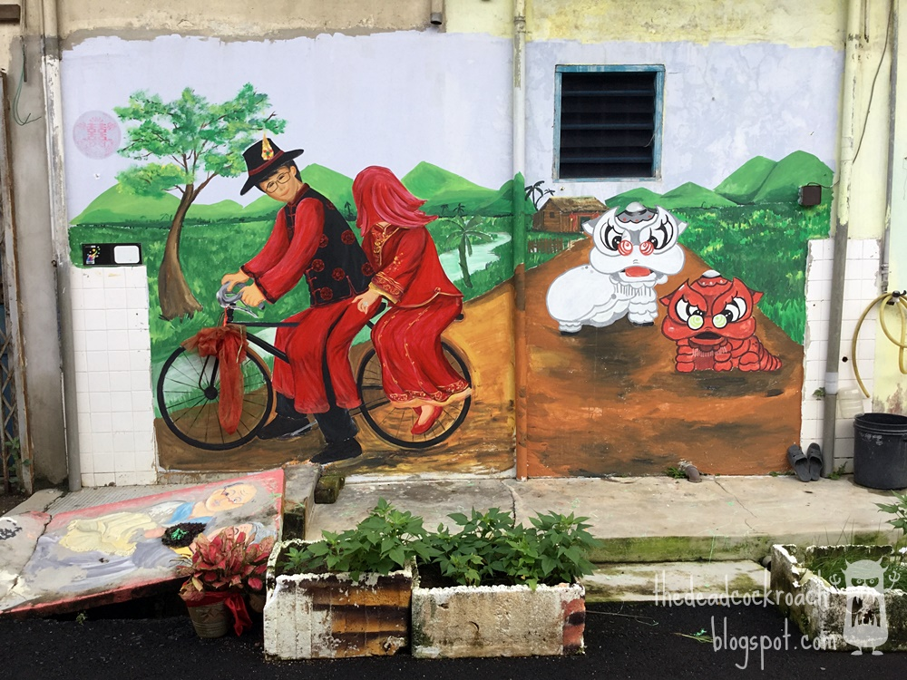 Wall Murals Kelapa Sawit Johor Malaysia The Dead