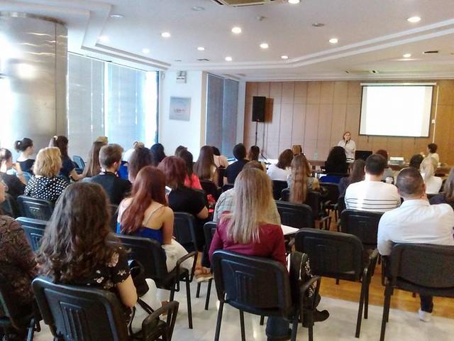 #USVreact Greece Seminar 8th May 2017