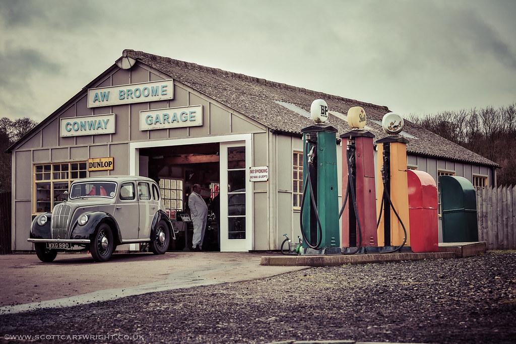 Classic Garage Classic Car Garage Image Scott Cartwright Flickr - Classic car garage