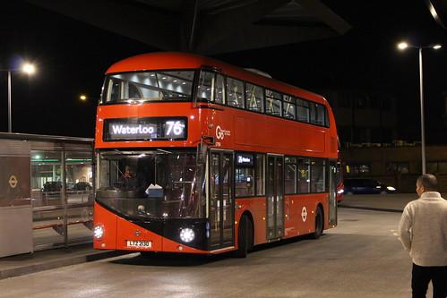 London General LT930 on Route 76, Tottenham Hale