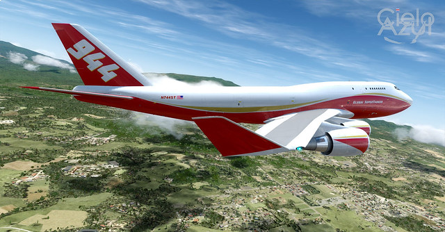 Global SuperTanker (N744ST) V1.0