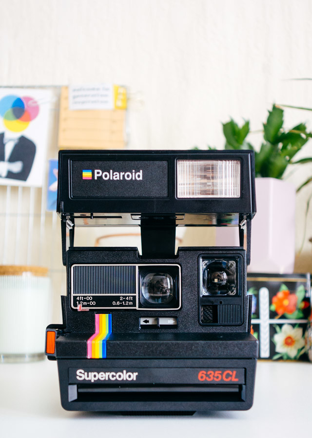 Polaroid supercolour 635cl