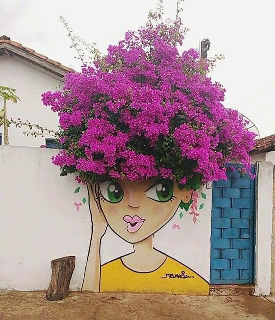 azalea hair