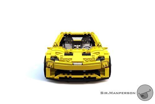 Tonagari Pequenaluz RLP front - 14-wide - Lego
