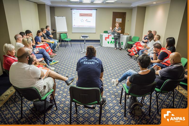 Anpas Day(s) 2017 - Servizio Civile, formazione OLP
