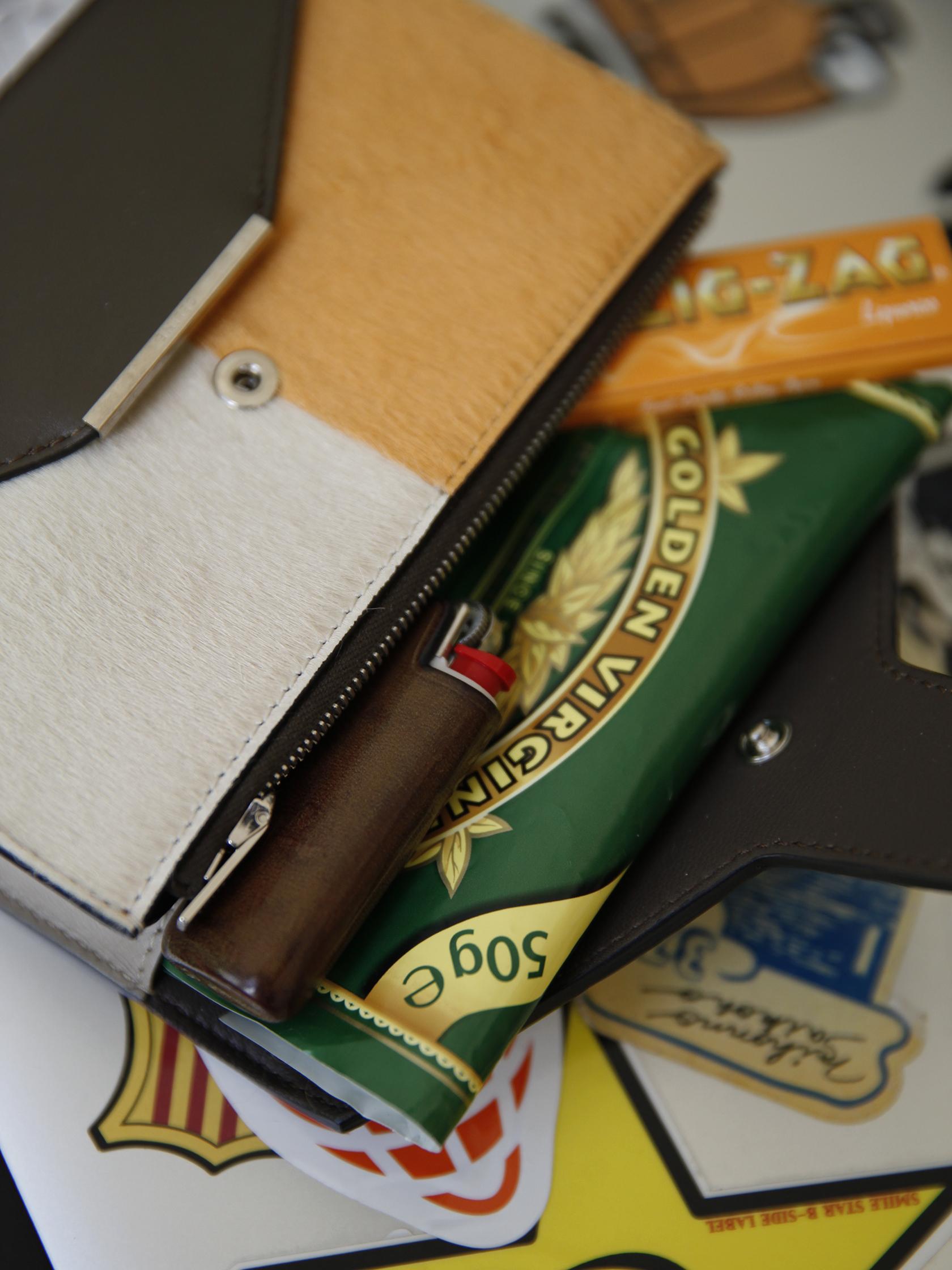 celine credit card pouch 1