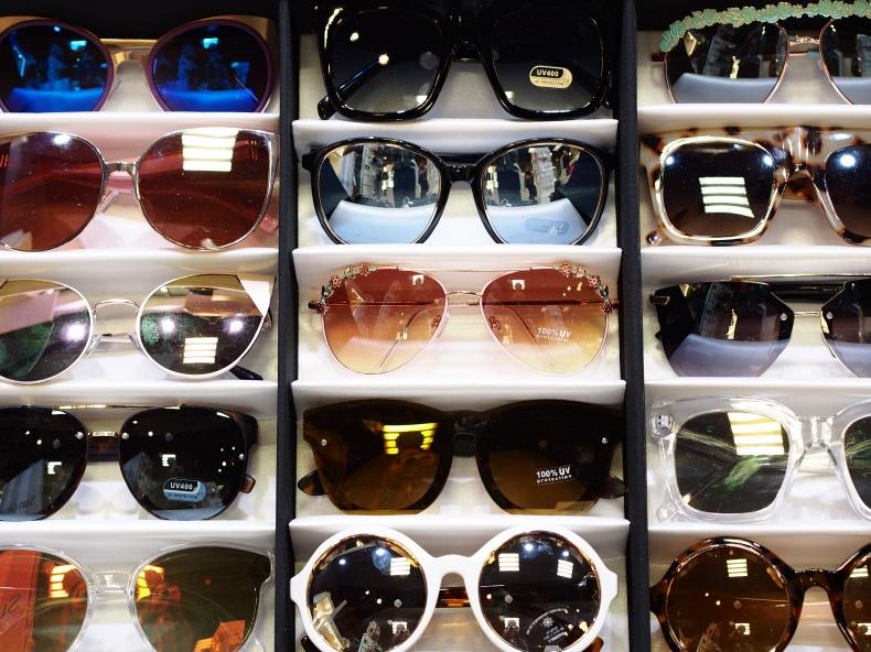 Cherry Soda Sunglasses
