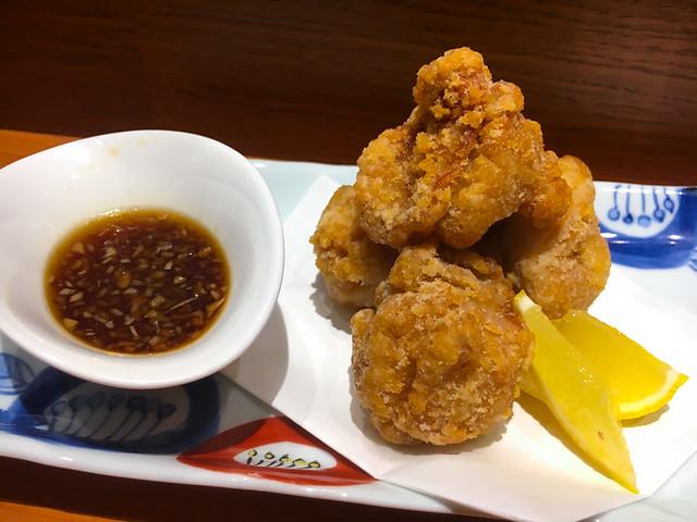TOUAN Yakitori & Robata - Fried Chicken Thigh 'Karaage'