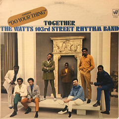 THE WATTS 103RD STREET RHYTHM BAND:TOGETHER(JACKET A)