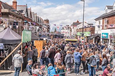 Bearwood Street Festival 2017