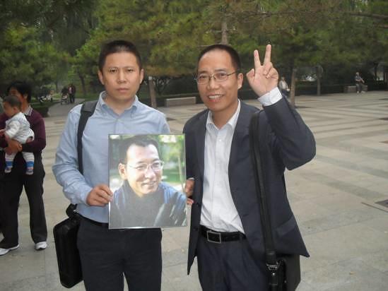 赵常青:国家公民许志永