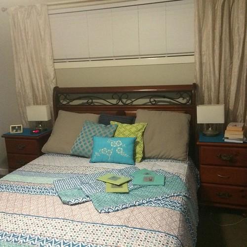 new bed linen 1