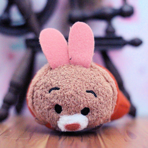 Sleeping Beauty Tsum Tsum - Rabbit