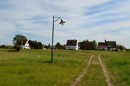 Hiddensee: Neuendorf