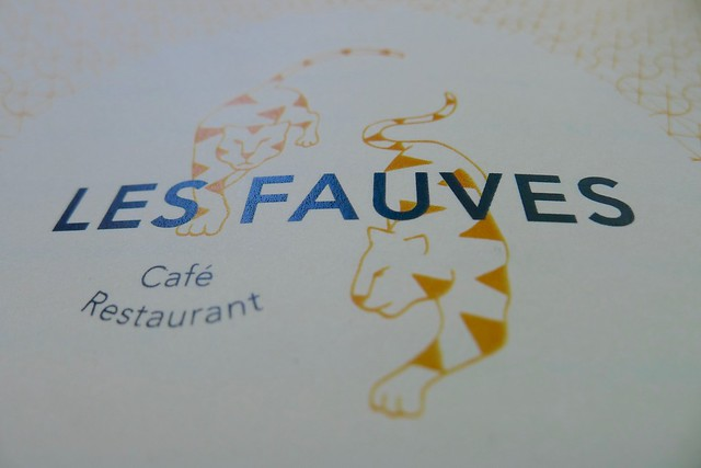 Restaurant Les Fauves - Paris
