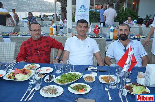 Hasan Emir, Mehmet Tekin, Atilla Haznedar