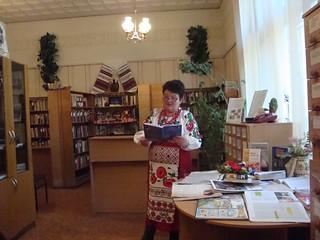 День вишиванки з Анною Омельченко. 18.05.17. ім. В. Некрасова