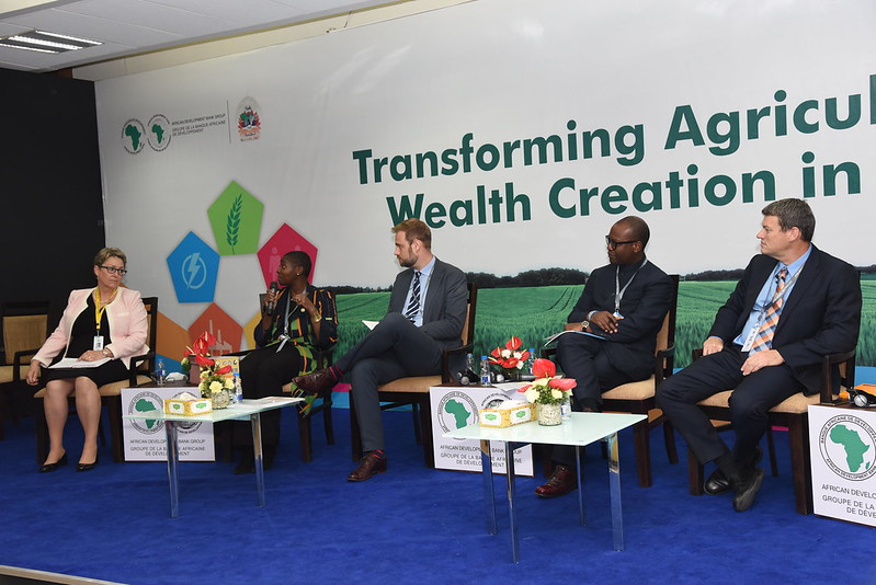 Creative Energy Solutions to Boost African Agriculture, AM 2017