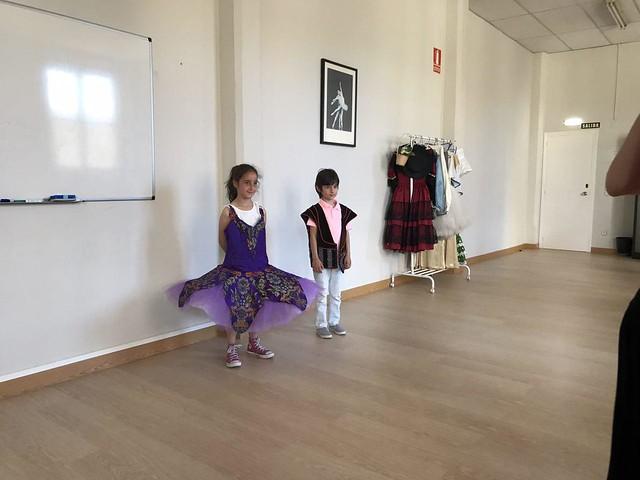 2º visita el Conservatorio de Danza