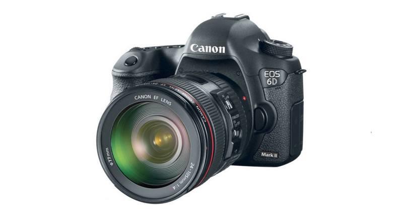C'est confirmé l'EOS Canon 6D Mark II aura un écran articulé et sa taille sera un peu plus grande que le boîtier du 6D