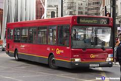 Transbus Dart SLF Transbus Pointer - EU53 PYG - DP199 - Roehampton 170 - Go Ahead London - London 2017 - Steven Gray - IMG_9257